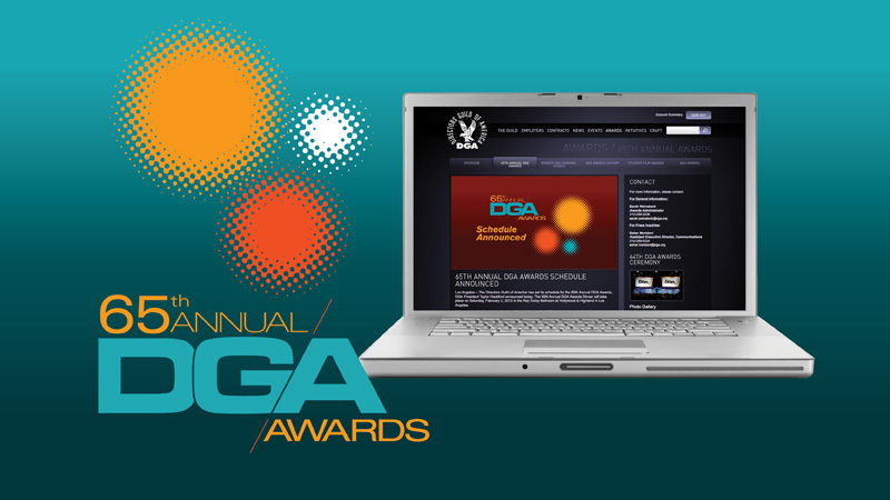 65th Annusal DGA Awards Vote Online