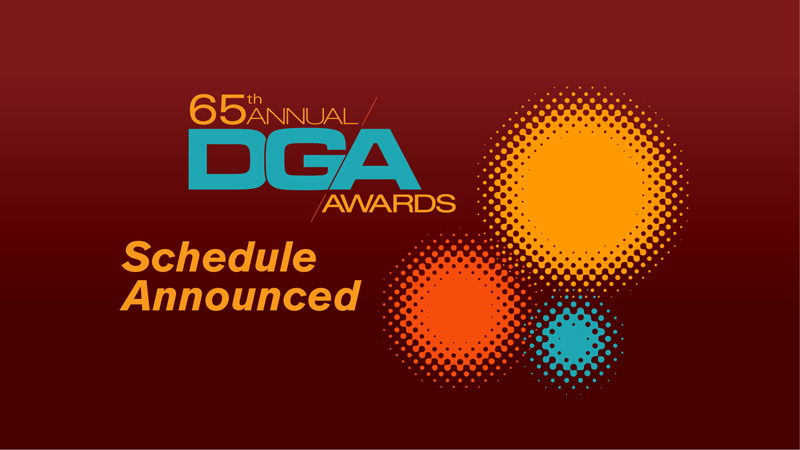 DGA Awards 65th Annual
