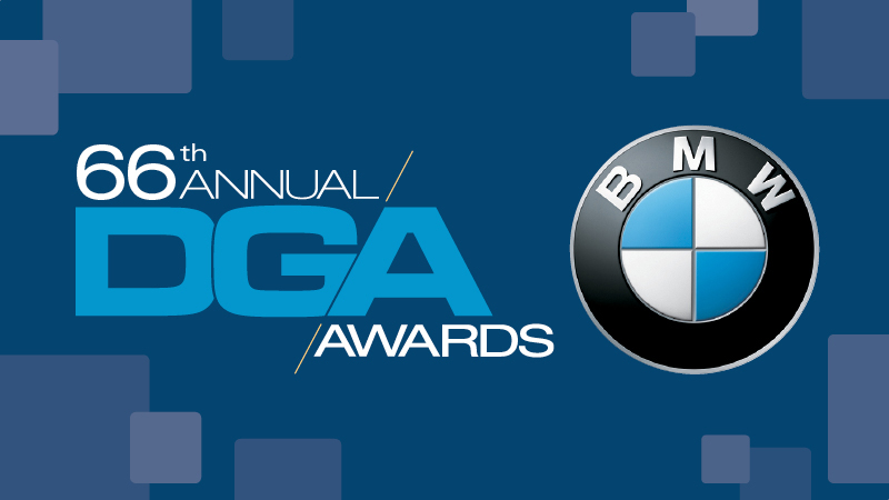 DGA Awards BMW