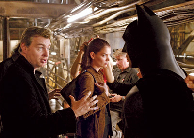 DGA Quarterly Interview Chris Nolan Batman Begins