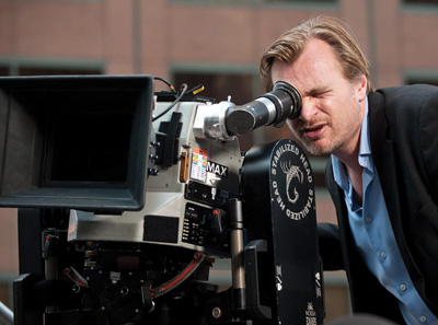 DGA Quarterly Interview Chris Nolan IMAX