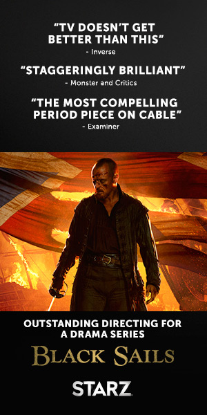 STARZ Black Sails