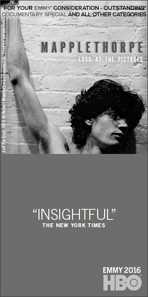 HBO Mapplethorpe