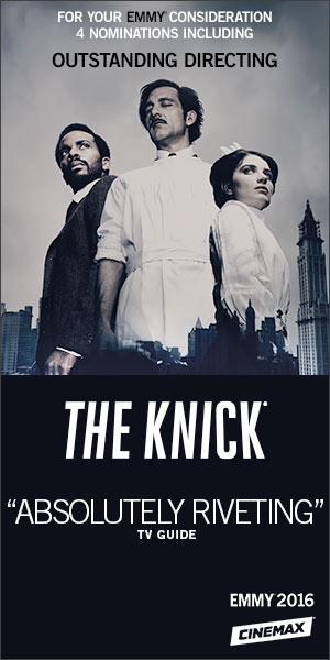 HBO The Knick