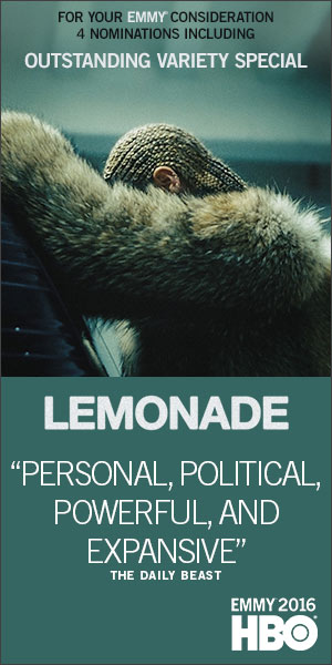 HBO Lemonade