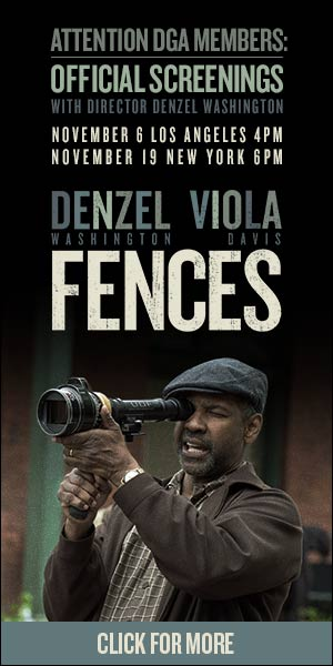 Paramount - Fences