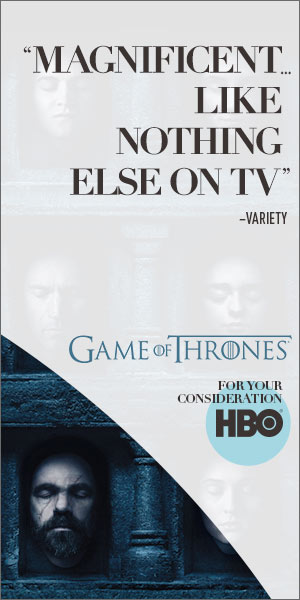 HBO Games of Thrones