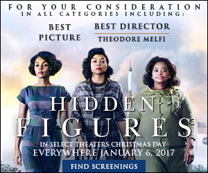 Fox Hidden Figures