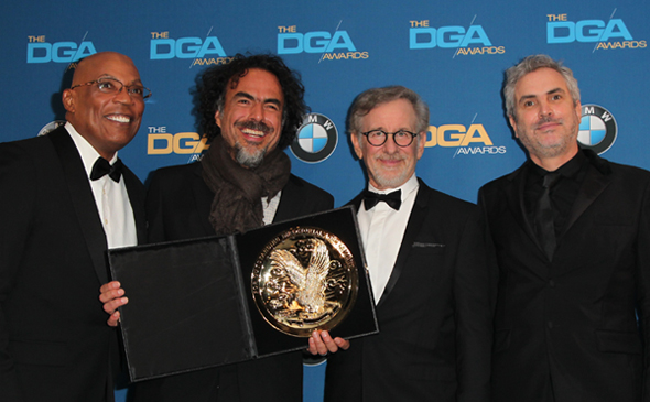 67th Annual DGA Awards Winner