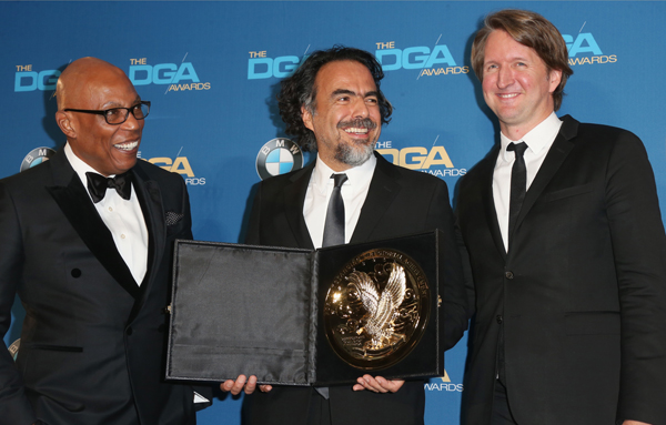 DGA 69th Awards Winner Alejandro Iñárritu'