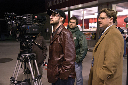 DGAQ Interview Steven Soderbergh The Informant