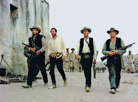 Sam Peckinpah The Wild Bunch