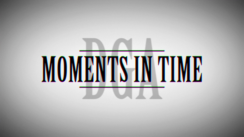DGA 75th Anniversary Moments in Time Prologue