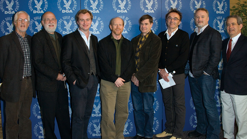61st Annual DGA Awards Nominee Breakfast