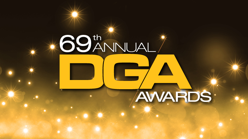 69th Annual DGA Awards Logo