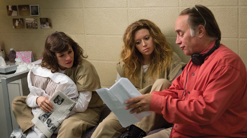 DGA Quarterly Fall 2014 Orange is the New Black