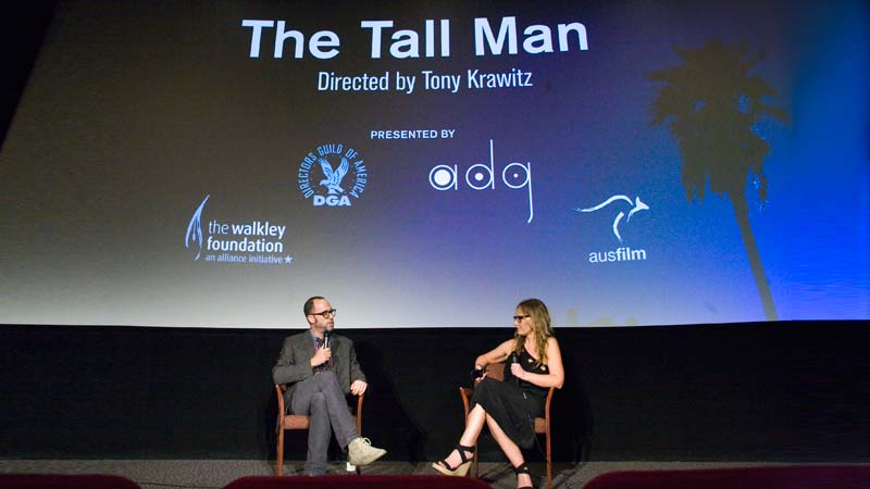 The Tall Man DFS Screening