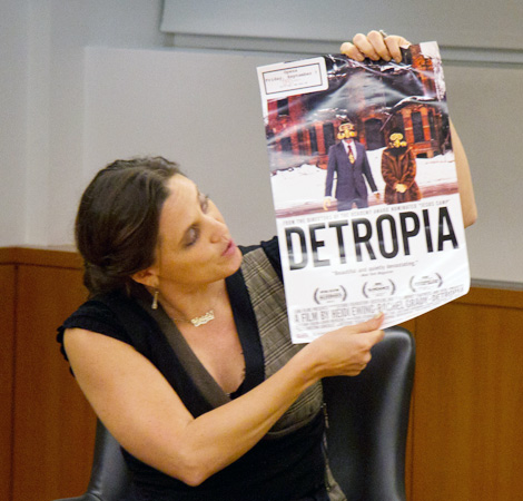 The Making of Detropia