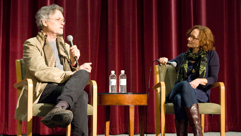 Jonathan Demme Enzo Avitabile Music Life screening