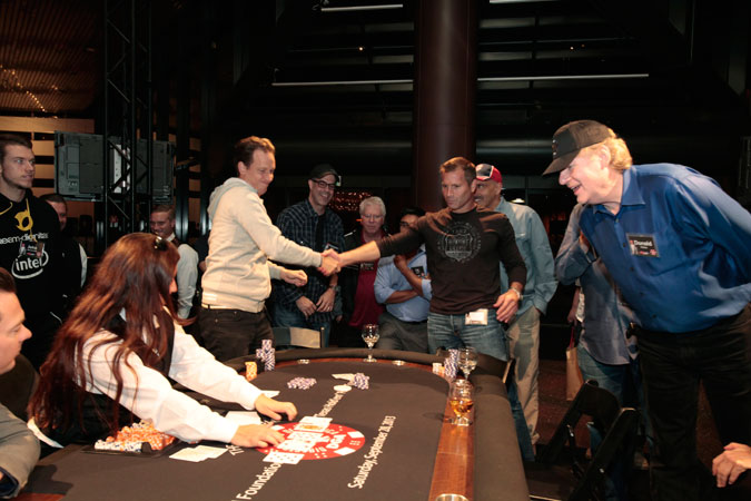 DGA Poker Tournament 2013
