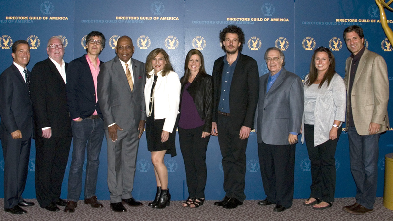 DGA Emmy Nominees Reception 2013