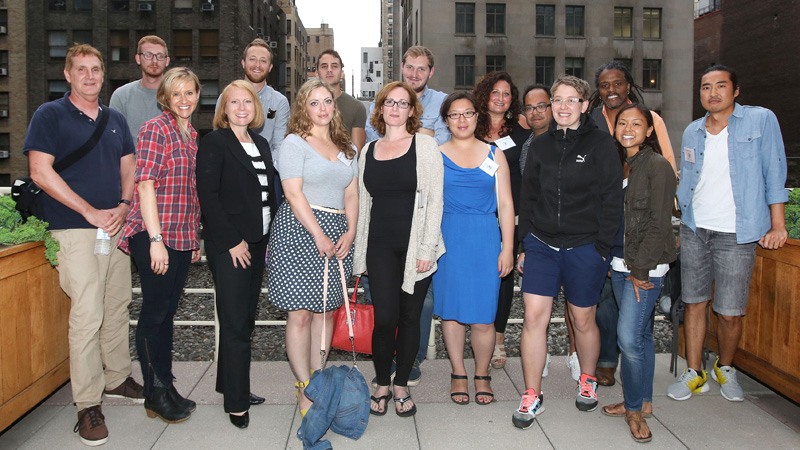 Navigating the DGA NY June 2014