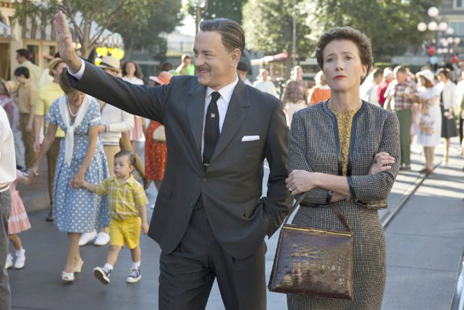Saving Mr Banks Q&A