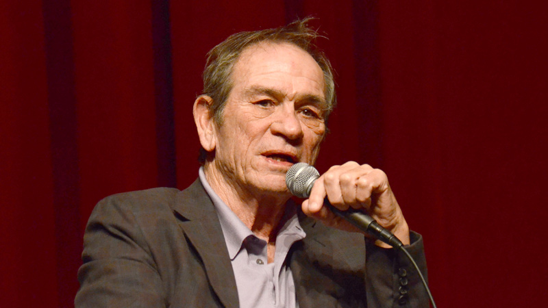 Tommy Lee Jones THE HOMESMAN