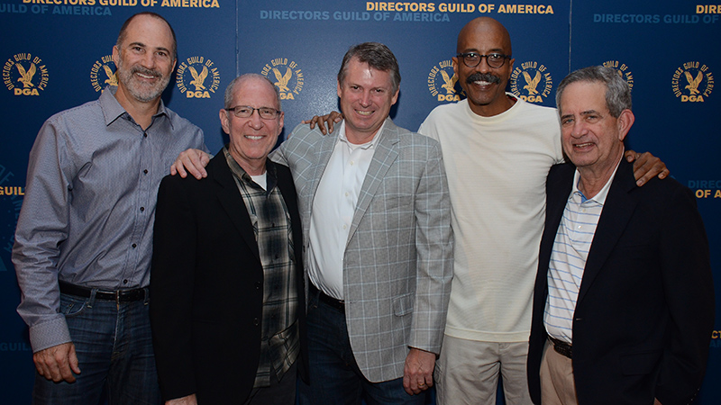 DGA Reality TV mixer 2015
