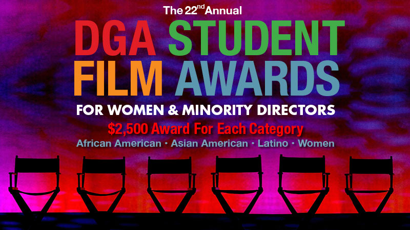 DGA Announces Winners of 22nd Annual Student Film Awards