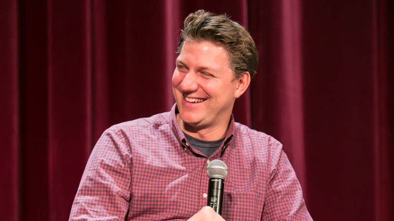 Jeff Nichols on Loving NY