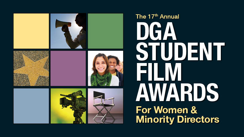 DGA Announces Winners of 17th Annual Student Filmmakers Awards