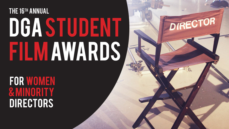 DGA Announces Winners of 16th Annual Student Filmmakers Awards