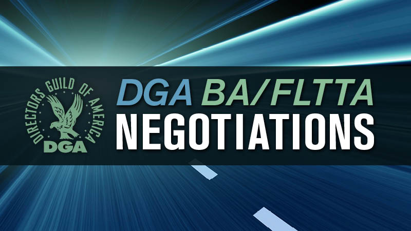 DGA Negotiations 2017
