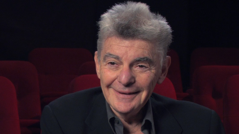 Richard Benjamin describes why