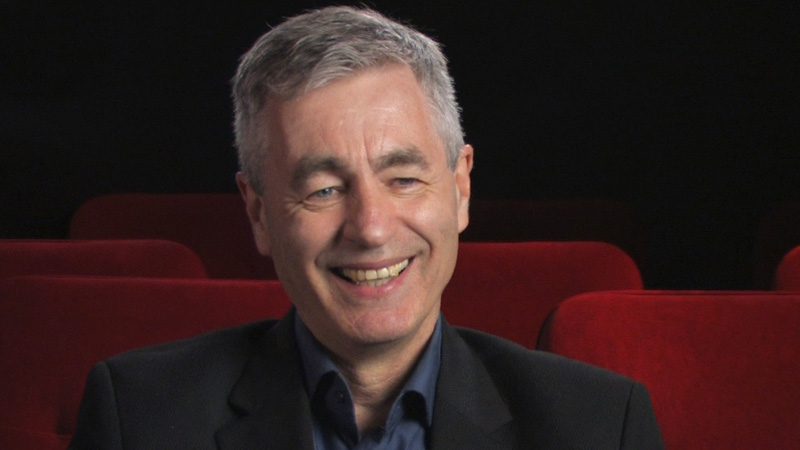 Steve James interview