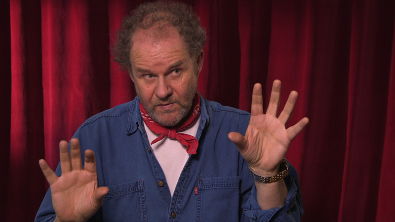 Mike Figgis interview