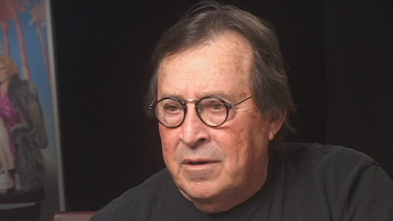 Paul Mazursky interview