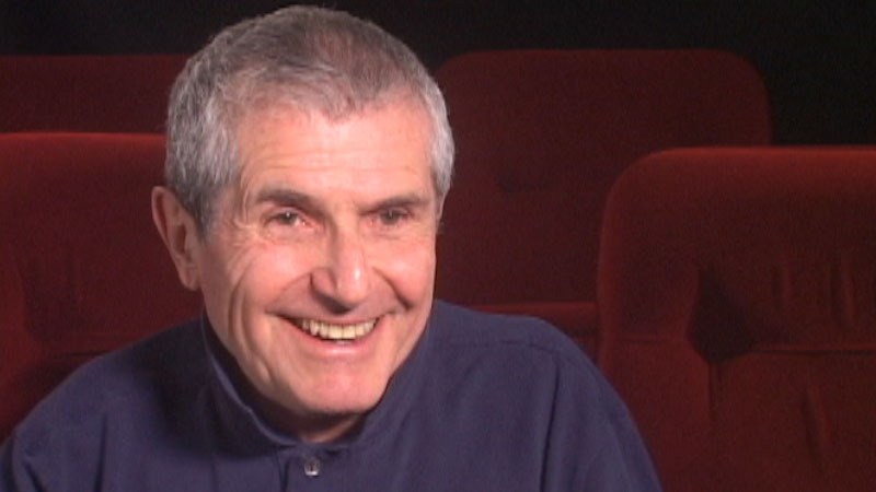 Claude Lelouch Interview
