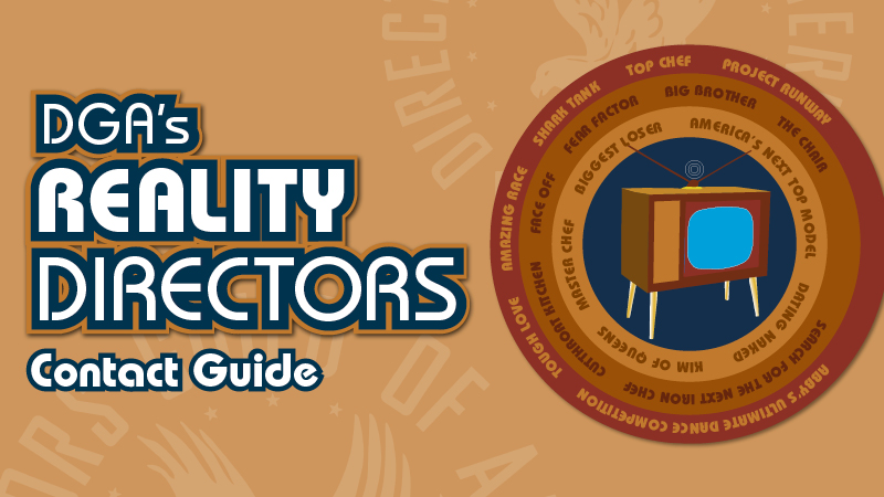 DGA Reality Guide