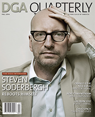 DGA Quarterly Fall 2014 Soderbergh