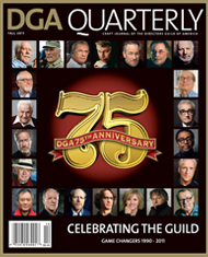 DGA Quarterly Magazine Fall 2011
