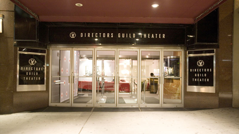 DGA New York Theater