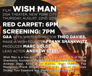 Wish Man by Theo Davies