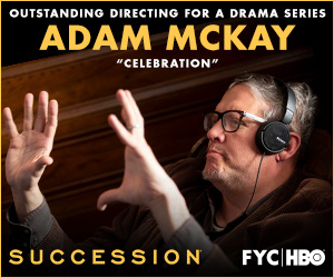 Succession Adam McKay