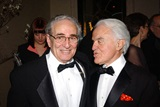 2002 John Huston Award recipient Elliot Silverstein and 2001 DGA Honorary Life Member/MPAA's Jack Valenti.