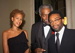 Tanya Lewis, Ossie Davis and Spike Lee.