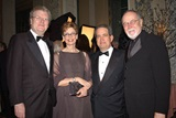 Sir Howard Stringer, Dr. Judith Reichman, Jay D. Roth and Gil Cates.