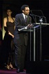 Director Spike Lee accepts his DGA Honors award.