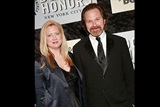 Actor Sam Bottoms (presenter for DGA Honoree Joe Pytka) and producer Laura Bickford.